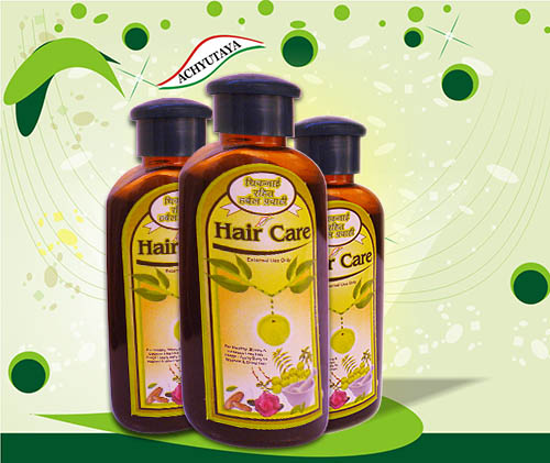 Achyutaya Hair Care