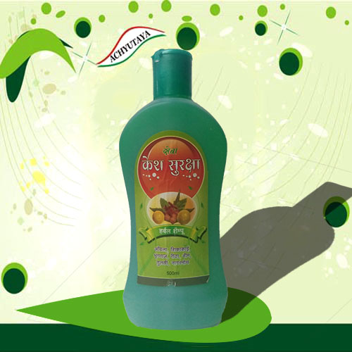 Herbal Shampoo 500ml(Green)