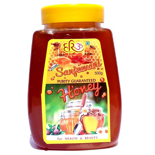 Honey (Sanjivani Shahad) : 500gm