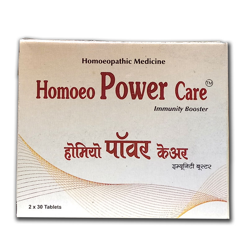 Homoeo Power Care