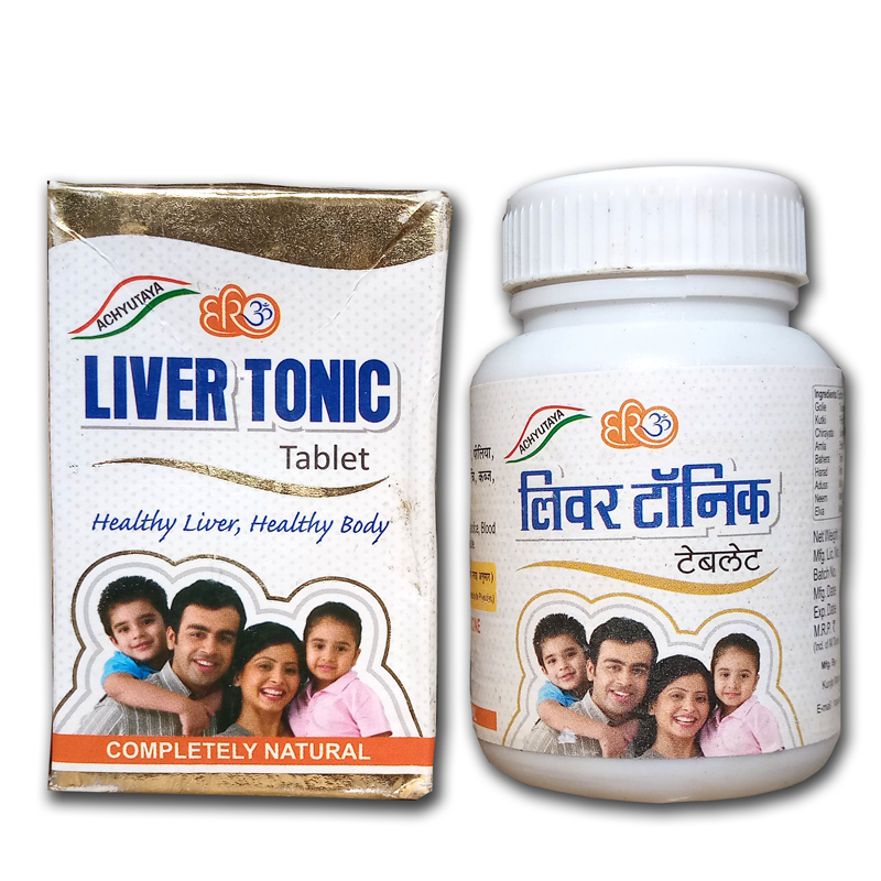 Liver Tonic Tablet