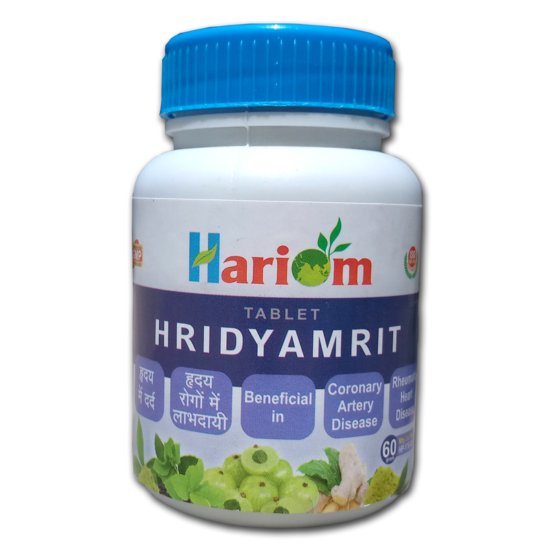 Hridayamrit Tablet