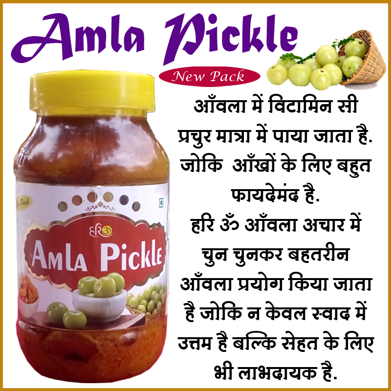 AMLA PICKLE