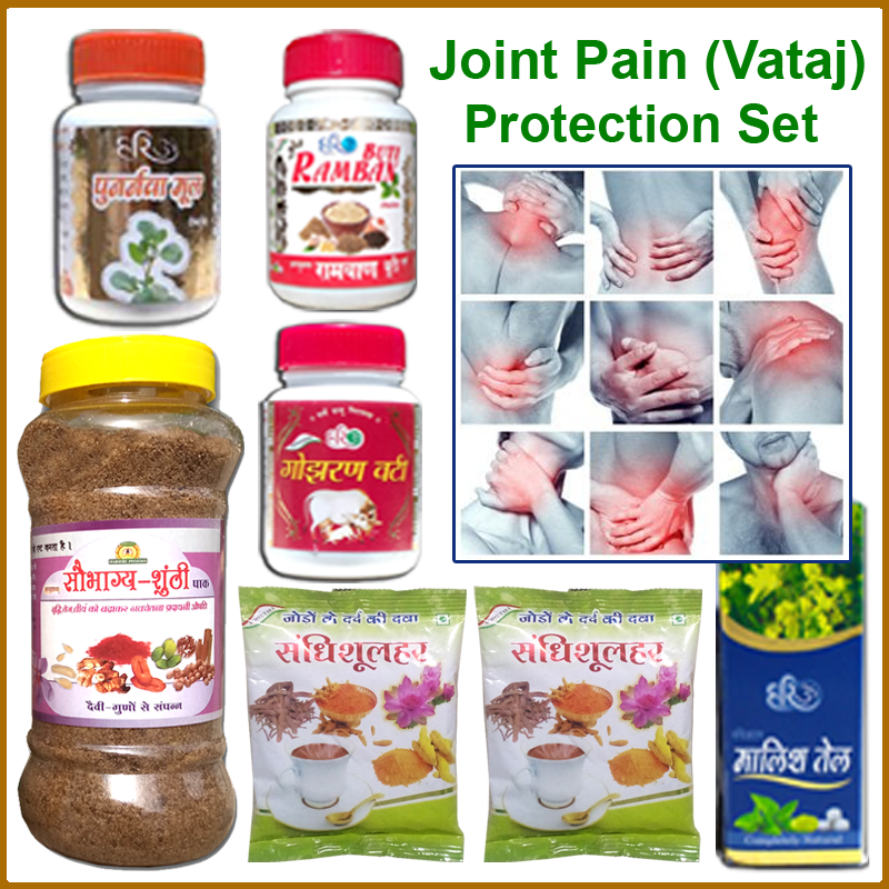 Joint Pain Protection Set