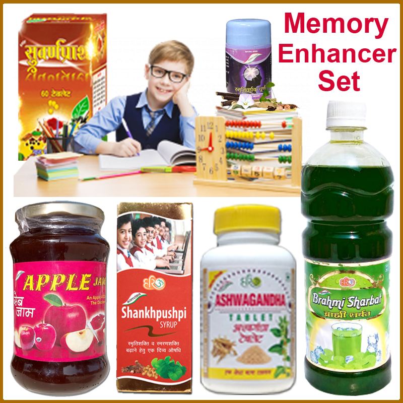 Memory Enhancer Set