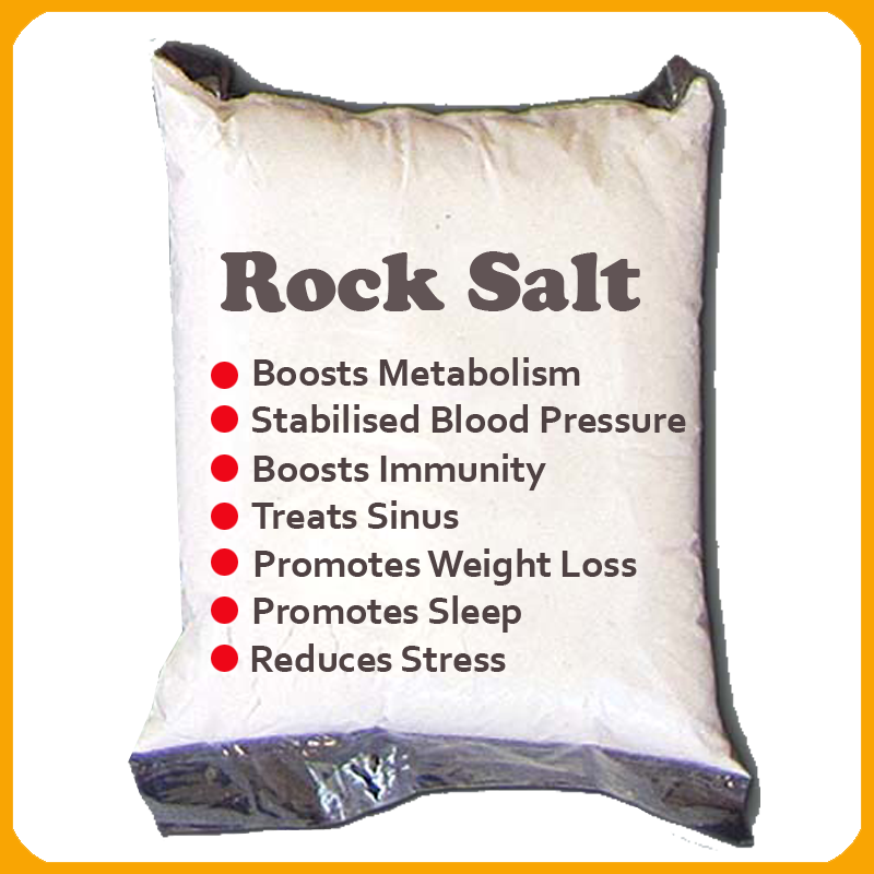 Rock Salt (Sendha Namak)