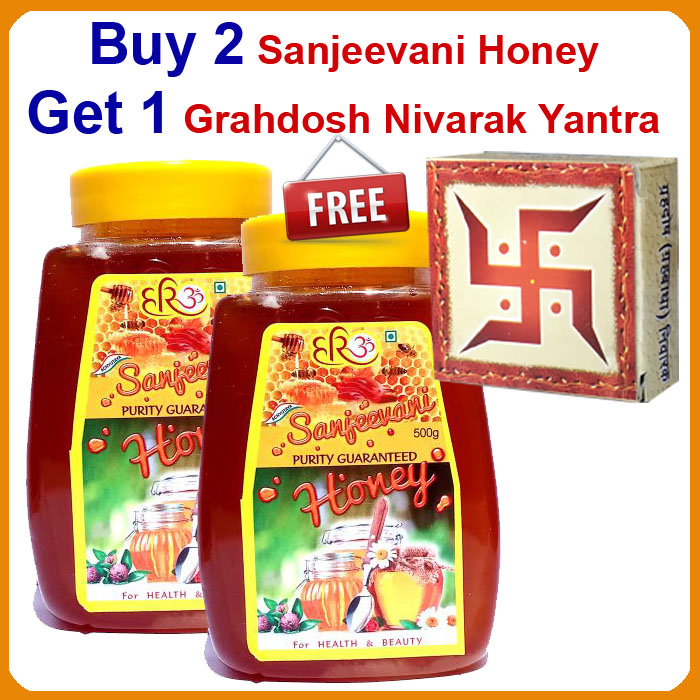 Sanjivani Honey (Pack of 2)