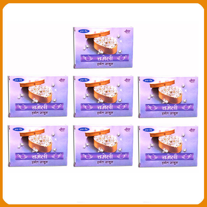 Jasmine Soap (Pack of 7)