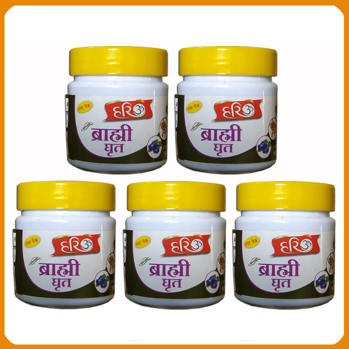 Brahmi Ghrit (Pack of 5)