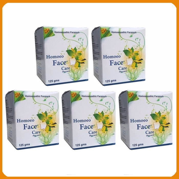 Homoeo Face Care (Pack of 5)