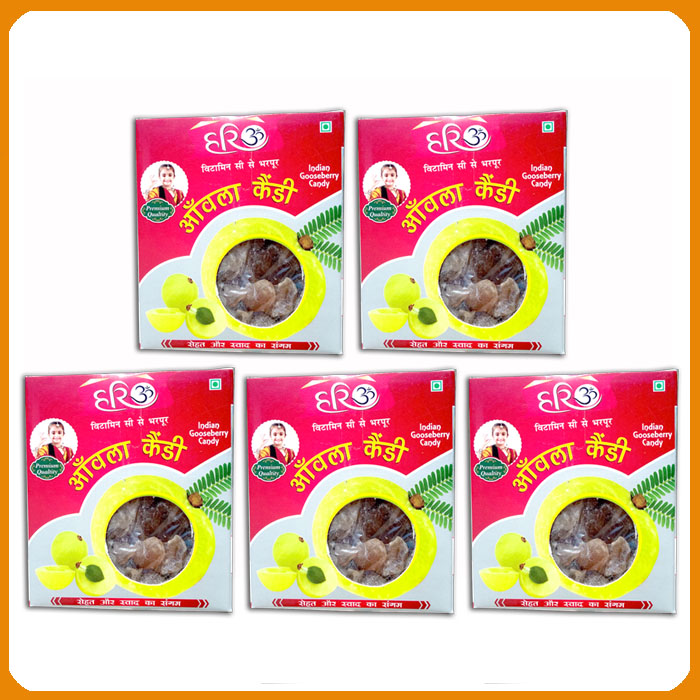 Amla Candy (Pack of 5)