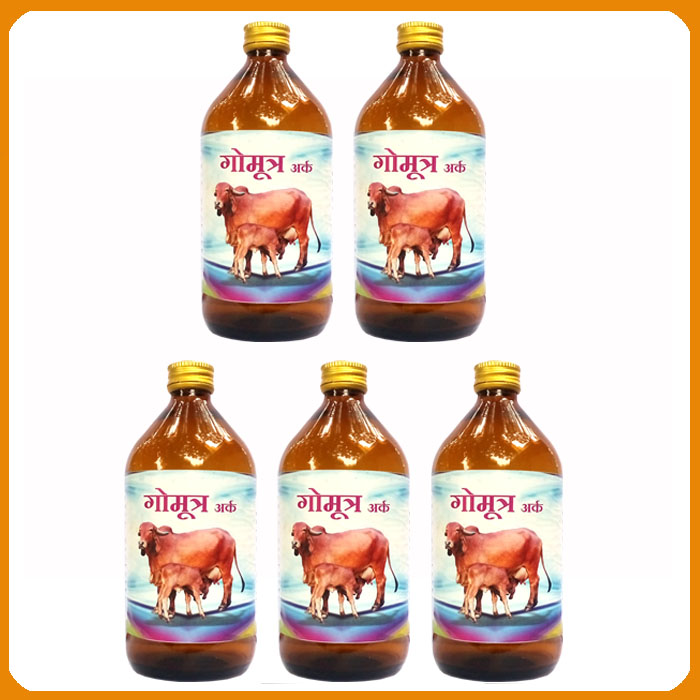 Gaujharan Ark ( Pack of 5x500ml)