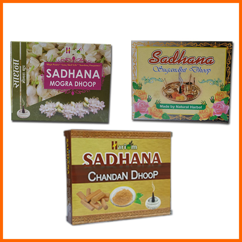 Sadhana Dhoop (Pack of 3)