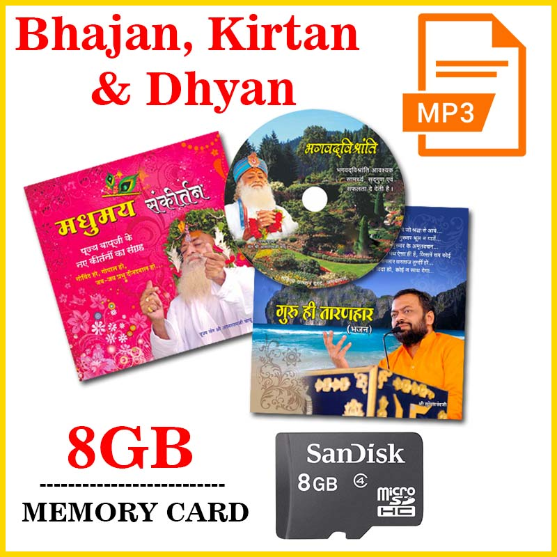 Dhyan-Bhajan-Kirtan (8gb-MC)