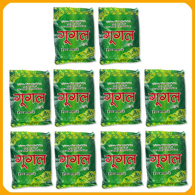 Gugal Dhoop (Pack of 10)