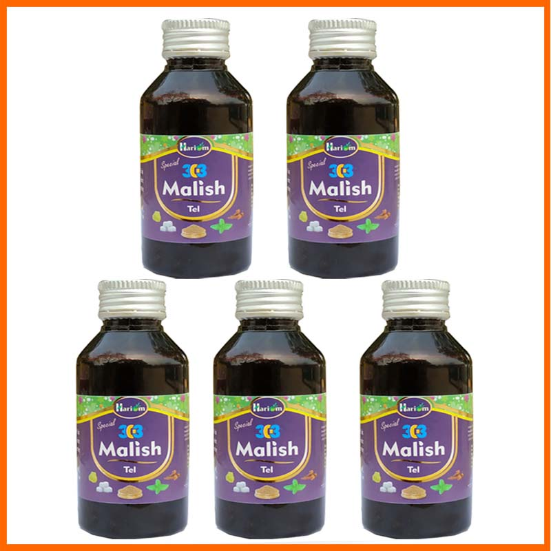 3 NOT 3 MALISH TEL (PACK OF 5)