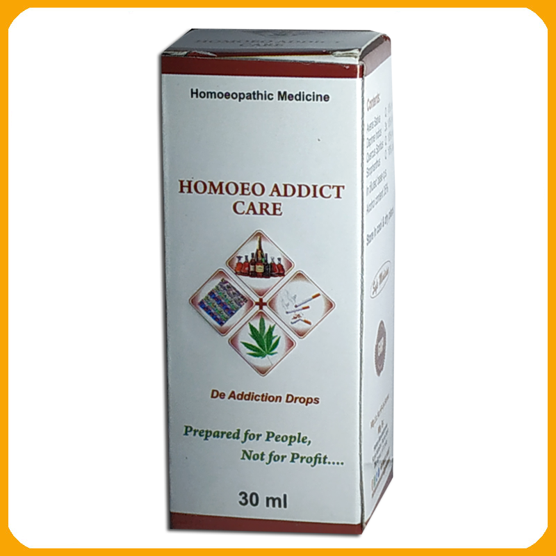 Homoeo Adict Care