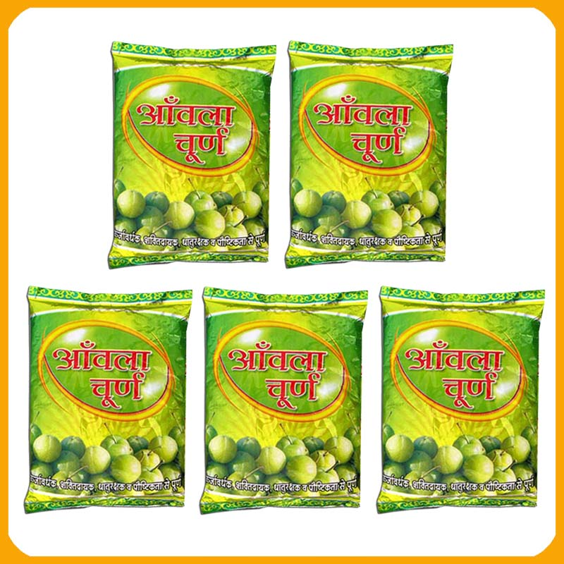 Amla Churna (Pack of 5)