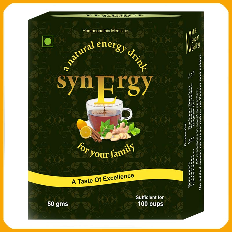 Synergy - A natural energy drink